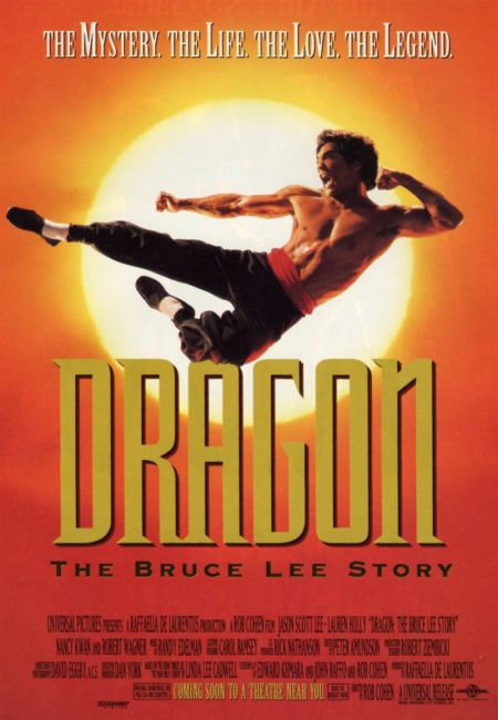 Дракон: История Брюса Ли / Dragon: The Bruce Lee Story